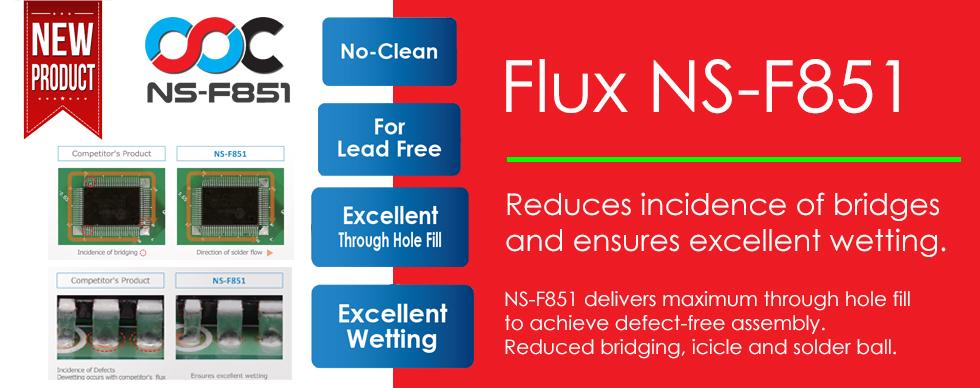 Banner Flux NS-F851